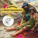 Przypowieść o dobrym Samarytaninie Kolorowanka