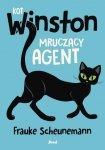 Kot Winston Mruczący agent