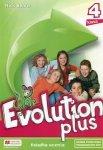Evolution Plus 4 Książka ucznia