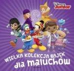 Disney Junior. Wielka kolekcja bajek
