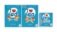 I love Boo Język angielski poziom B+ Pakiet