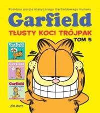 Garfield Tłusty koci trójpak Tom 5