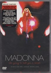 Madonna Im Going To Tell You A Secret DVD