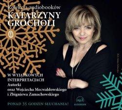 Kolekcja audiobooków Katarzyny Grocholi