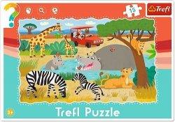 15 ramkowe Safari
