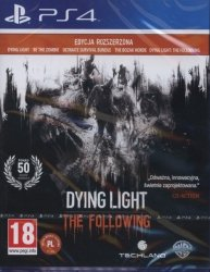 Dying Light The Following Edycja rozszerzona PS4