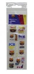 Naklejki 3D FC Barcelona