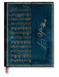 Notatnik Schubert, Erlkönig Ultra linia