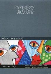 Blok Mix Media A5 25 kartek