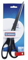 Nożyczki biurowe Donau 25,5 cm czarne