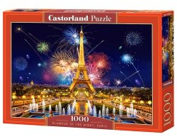 Puzzle 1000 Glamour of the Night Paris