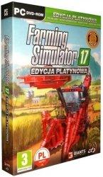 Farming Simulator 17 Edycja Platynowa PC