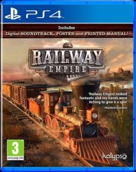 PS4 Railway Empire