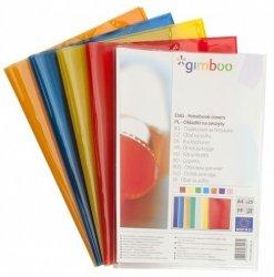 Okładka na zeszyt A4 GIMBOO krystaliczna transparentna 25 sztuk