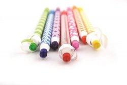 Kredki z obieraną skórką Color Appeel Crayons