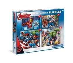 Puzzle Avengers 20+60+100+180
