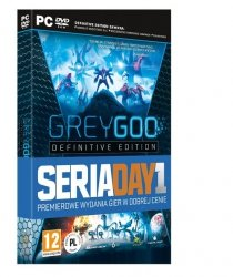 Grey Goo Definitive Edition
