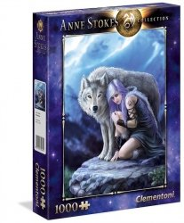Puzzle Anne Stokes Collection Protector 1000
