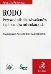 RODO Przewodnik dla adwokatów i aplikantów adwokackich