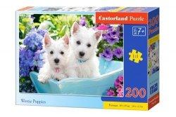Puzzle Westie Puppies 200