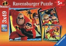 Puzzle 3x49 Iniemamocni 2