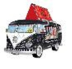 Puzzle VW Bus Food Truck 162