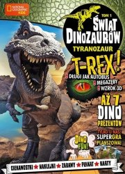 Świat Dinozaurów cz. 1 Tyranozaur