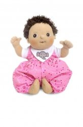Lalka Rubens Baby Molly +4 ubranka