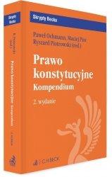 Prawo konstytucyjne Kompendium