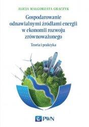 Gospodarowanie odnawialnymi źródłami energii w ekonomii rozwoju zrównoważonego