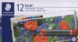 Pastele olejne KARAT 11mm 12 kolorów