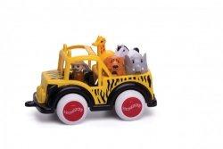 Jumbo Safari Truck z figurkami