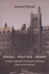 Szkoła - polityka - prawo