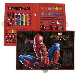 Zestaw artystyczny 71 elementów Spider-Man 13