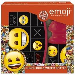 Zestaw śniadaniówka + bidon Emoji 11