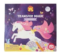 Zdrapywanki Transfer Magic Jednorożce