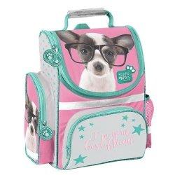 Tornister szkolny Studio Pets chihuahua w okularach