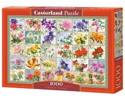 Puzzle 1000 Vintage Floral