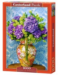 Puzzle 1000 Bouquet of Hydrangeas