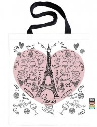 Torba na ramię szoperka Paris