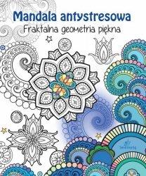Fraktalna geometria piękna Mandala antystresowa