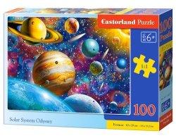 Puzzle 100 Premium Solar System Odyssey