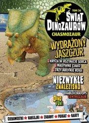 Świat Dinozaurów Tom 26 Chasmozaur