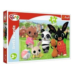 Puzzle Maxi Bing Zabawa w parku 24