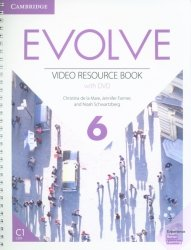 Evolve 6 Video Resource Book with DVD