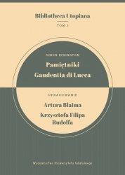 Pamiętniki Gaudentia di Lucca