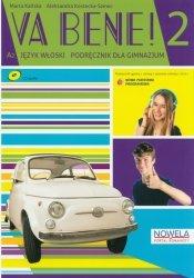 Va Bene! 2 Podręcznik +CD