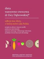 Dieta warzywno-owocowa dr Ewy Dąbrowskiej komplet
