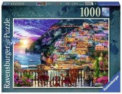 Puzzle Postiano, Włochy 1000