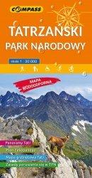 Mapa Tatrzański Park Narodowy 1:30'000 wersja laminowana